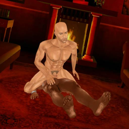 Red light center offers sex games free in this gay porn game