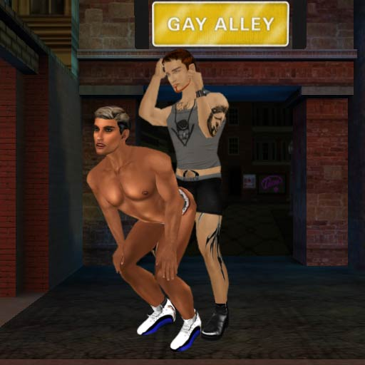 Join the adult virtual world for more gay chat
